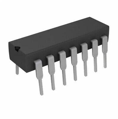 Ic Lm723cn Linear Voltage Regulator Positive Adjustable 1 Output 150ma 10pcs