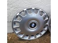 "14"" BMW E30 3 series Wheel Covers"
