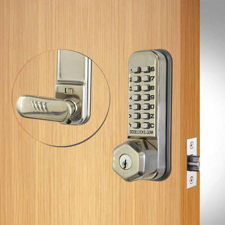 Codelocks CL255 Latch Hold Open & Key (CL255KEY)