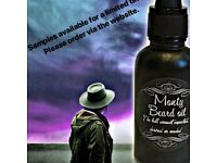 Monty Beard Oil - Brand new to the market. I've had some fantastic feedback and guarantee results.