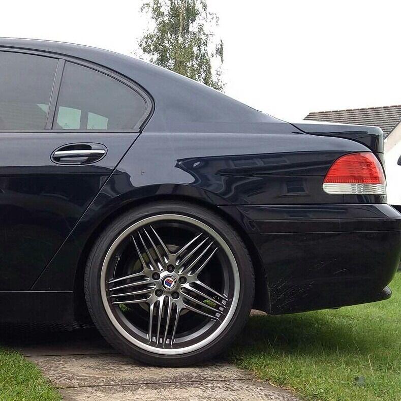 Bmw X6 Rims For Sale: Alpina 21 Inch Wheels Alpina Dynamic Wheels E65 X5 X6