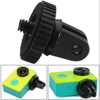 "Mini 1/4"" Monopod Tripod Mount Adapter with Screw Thread For Hero 1 2 3 ES"