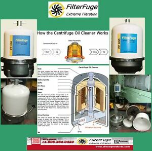 Oil Cleaning Centrifuge