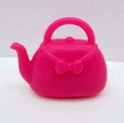 Barbie-Puppe House Geschirr Teekanne Wasserkessel Küche Esszimmer Zelten