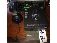 Razer Kraken 7.1 Chroma Headphones