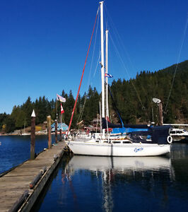 'Coyote' Catalina 30 Sailboat for sale