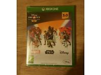 New Sealed Disney Infinity 3.0 game for Xbox One