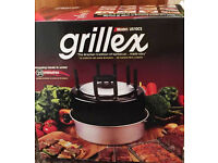 Grillex US-10 Indoor Brazilian Portable Barbecue Grill by Grillex BBQ