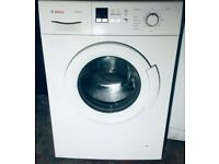 L19 Bosch WAB24161 6kg 1200Spin White A+Rated LCD Washing Machine 1YEAR WARRANTY FREE DEL N FIT