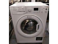 9kg Hotpoint washing machine & dryer, excellent condition, 3 months warranty