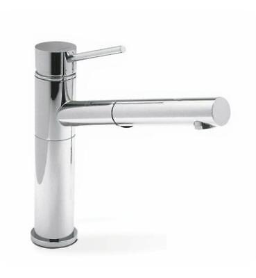 Alta Alta Kitchen Faucet - Alta Pull-Out Sprayer Kitchen Faucet in Stainless Stee 50% off