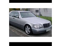 WANTED MERCEDES W140 S Class - S280 S320 S420 S500