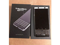 Silver Grade A Unlocked Blackberry KEYone 32GB. ***NO SWAPS*** Only sensible offers only