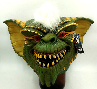 Gremlins Stripe Mask Halloween Horror Movie Collectible Cosplay Costume Latex](Gremlins Halloween Costume)