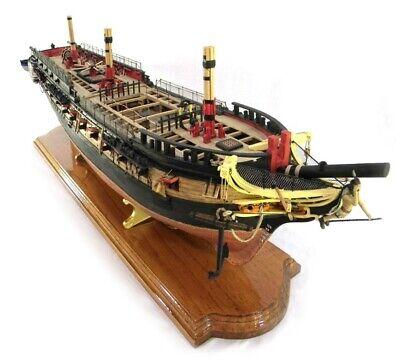 Model Shipways MS2041 USS Essex Frigate Wood Ship Kit- FREE Paint & Brushes SALE