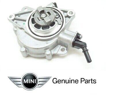 Mini R56 R57 R58 R60 Vacuum Pump & O-Ring for Brake Booster Genuine 11667586424