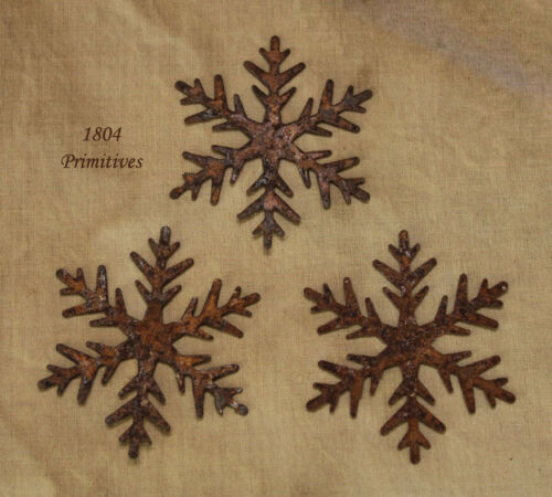"12 -- Rusty 2"" Snowflakes - Christmas Crafts"