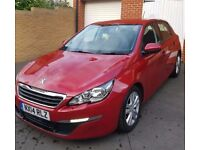 Peugeot 308 1.6 HDi Active 5dr QUICK SALE