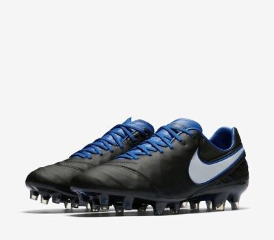 "separation shoes 664a1 5fe09 Nike Tiempo Legend VI FG ACC ""Derby Days"" Kangaroo Leather UK 7 EU 41  819177 014"