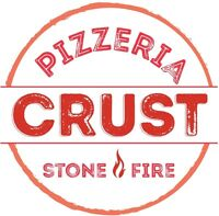 Crust Pizzeria- Managers, Cooks, Front Counter, Baristas