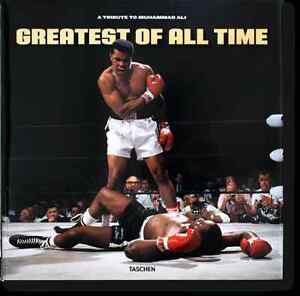 GOAT: Greatest Of All Time: A Tribute to Muhammad Ali (NEW)