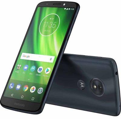"Motorola Moto G6 Play XT1922-5 Dual Sim (FACTORY UNLOCKED) 5.5"" 32GB 3GB RAM NEW"