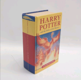 Harry Potter & The Order of the Phoenix - FIRST EDITION by J.K Rowling