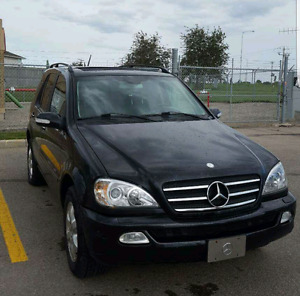 2003 Mercedes Ml500 AWD V8 Reduced