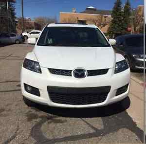 2007 Mazda CX 7 GT AWD fully loaded with navigation