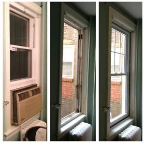 Window Repair/Glass/Door/Mirror Repair & Installation