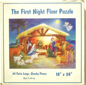 CHRISTMAS NATIVITY PACK - 16 books + 2 nativity Puzzles & Banner Windsor Region Ontario image 8