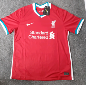 Liverpool new season shirts