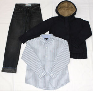 Boy's clothing (size 6-7 years) - 14 pieces