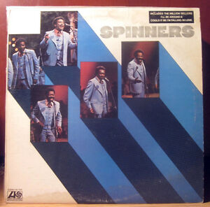 The SPINNERS Vinyl album 1973 on ATLANTIC Kitchener / Waterloo Kitchener Area image 1