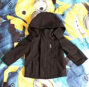 Soft shell jacket, size 18 months.