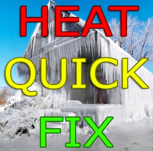 HEAT TROUBLESHOOTING, FURNACE REPAIR, CLEANING, DUCT CLEANING