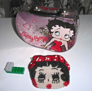 BETTY BOOP TOTE & COIN PURSE
