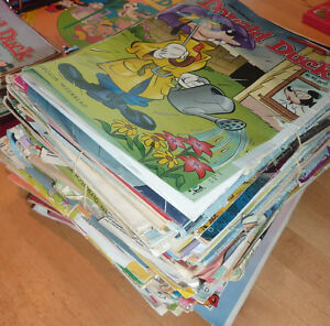 Approx 30 DUTCH Michey Mouse / Donald Duck magazines Kitchener / Waterloo Kitchener Area image 2