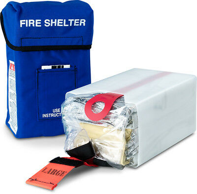 New Generation Forest Fire Protection Shelter Large