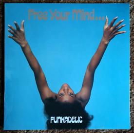 Funkadelic - Free Your Mind.... (vinyl lp)