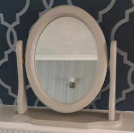 Upcycled Dressing Table Mirror