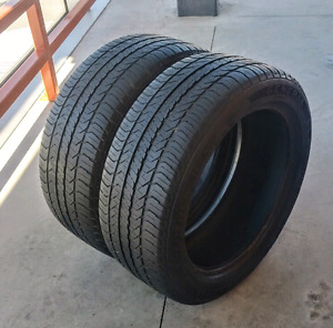 Set of two 215/50/17 General Evertrek RTX all season tires