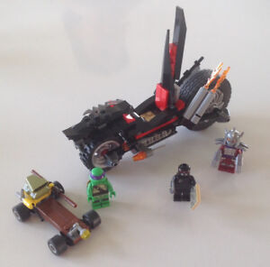 Lego 79101 ninja turtles Shredder's Dragon Bike