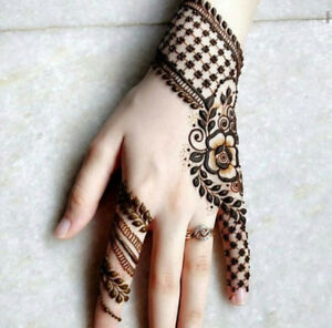 HENNA DESIGNS FOR ALL OCCASIONS!