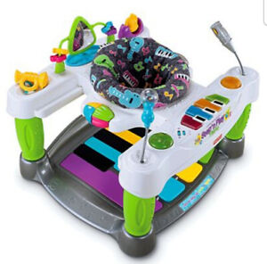 Fisher Price Step and Play exerciseur