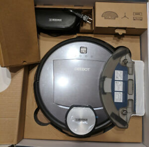 DEEBOT OZMO 930 Robotic Vacuum and Mop Cleaner