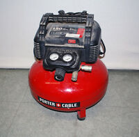 Porter-Cable 6 Gal. 150 PSI Portable Air Compressor