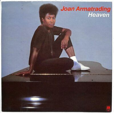 """Joan Armatrading - Heaven - 7"""" Record Single"""