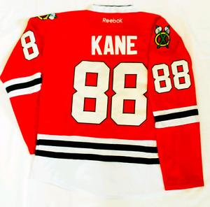 # 88 Blackhawks Kane Jersey