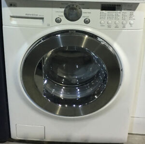 LG white all in one Washer & dryer PRICE $1299 (TWO AVAILABLE)